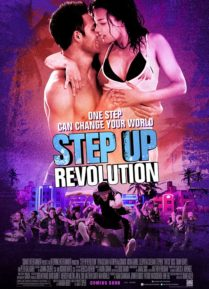 ثورة ستيب أب – Step Up Revolution