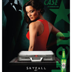 Can You 'Crack the Case' with 007 & Heineken?