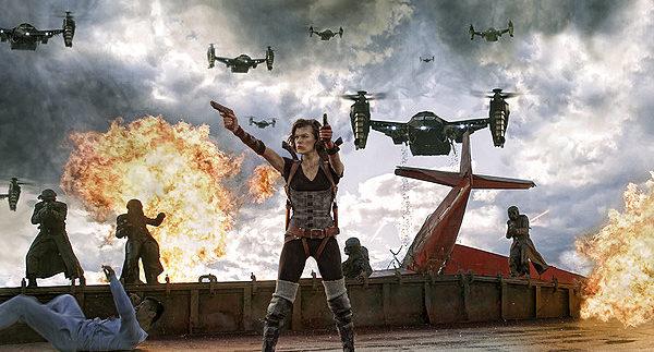 Resident Evil: Retribution: الفيلم الفيديو جيم