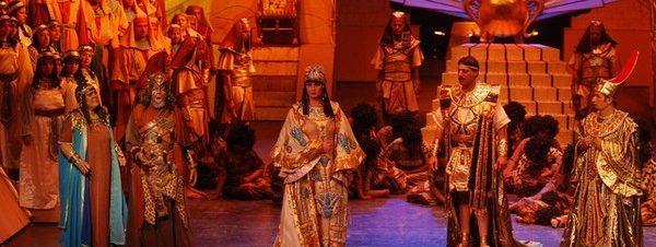 أوبرا عايد في دار أوبرا القاهرة
