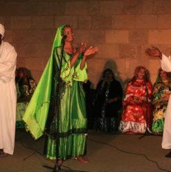 حفل فرقة النيل للآلات الشعبية في بيت السحيمي