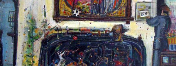 معرض أجيال بقاعة بيكاسو للفنون