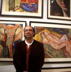 معرض الفنان أمير وهيب بجاليري نوكيو