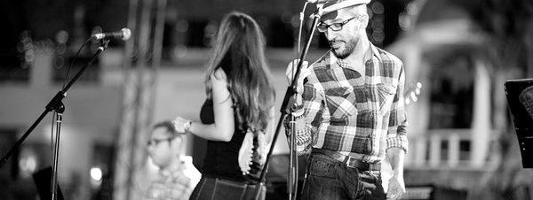 حفل ريف باند في كايرو جاز كلوب