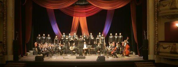 حفل فرقة أوبرا اسكندرية للموسيقى والغناء في مسرح سيد درويش