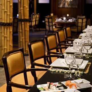 L'Asiatique: Catch up with Friends over Sushi in Zamalek