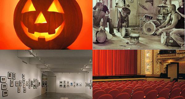 دليل أحداث نهاية الأسبوع: بيركشن شو ومهرجان مسرح وبزار للهالوين ومعارض فنية