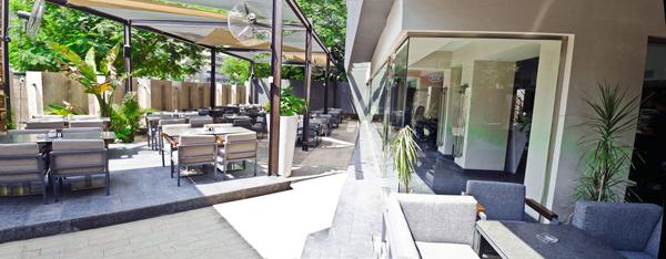 Blaze: Stylish Shisha Café & Restaurant in Heliopolis