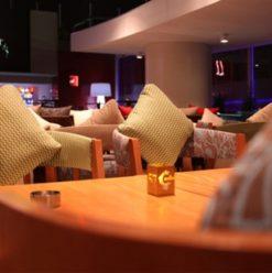 Cavallini: Restaurant by Day, Nightclub by Night in Heliopolis