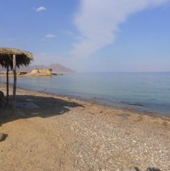 Ras Sinai: Bustling Camp in Nuweiba
