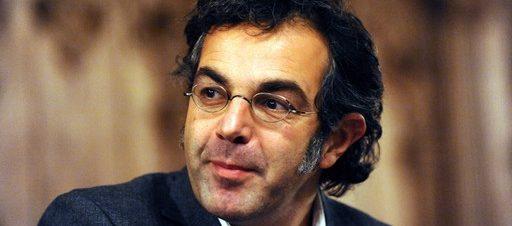الكاتبة الألمانية نافيد كرماني في معهد جوتة