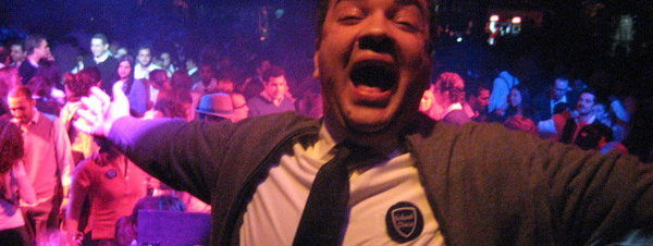 ليلة روك مع دي جي عمرو حسني في كايرو جاز كلوب