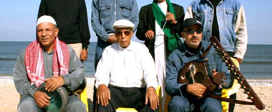 حفل فرقة الطنبورة في مسرح الضمة