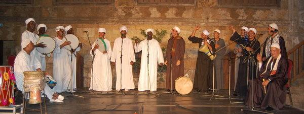 الإحتفال بنصر أكتوبر في قبة الغوري
