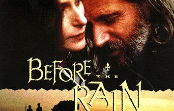 عرض فيلم قبل المطر في مُصِرّين