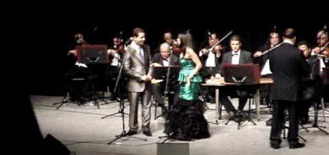 حفل فرقة عبد الحليم نويرة على مسرح سيد درويش