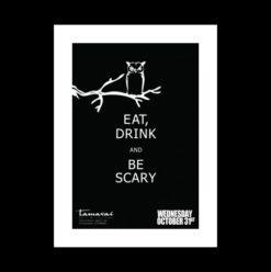 أكل وشرب ورعب في تاماراي