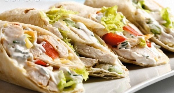 Murphy's Sandwiches: Convenient Wraps in Maadi