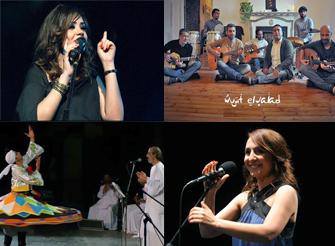 دليل أحداث نهاية الأسبوع: المولوية ومعرض أساحبي وريما خشيش وجمهورية الكوميديا