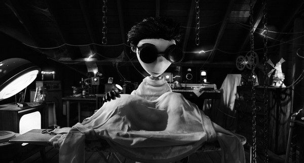 Frankenweenie: Touching Tale of a Boy and His Not-So-Dead Dog