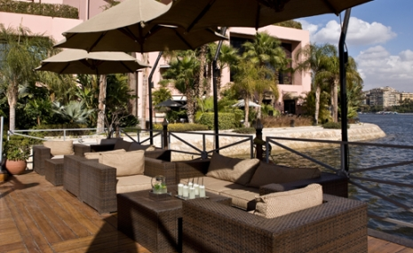 Le Deck: Exquisite Food & Spectacular Views at Sofitel El Gezirah