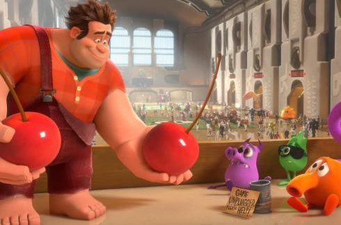 Wreck-It Ralph: When Video Games Come Alive