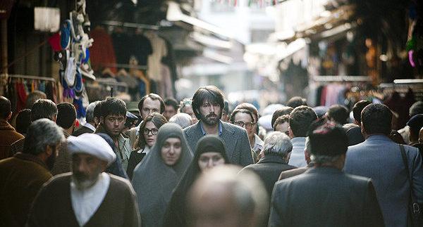Argo: سيناريو ثورة مصر