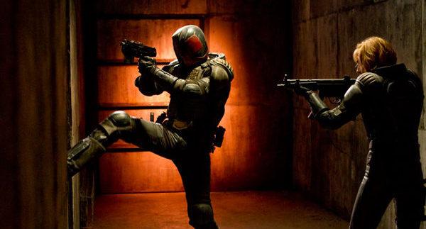 Dredd: العدالة اللحظية