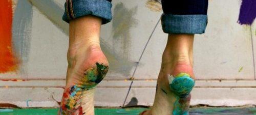 علاج بالفنون في مركز صوفي