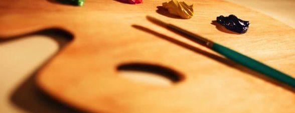 معرض تصوير زيتي للفنان رأفت توفيق في ساقية الصاوي