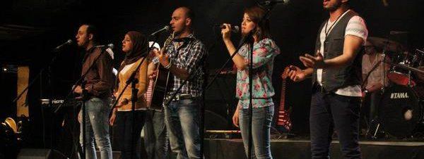 حفل فرقة أهل كايرو في ساقية الصاوي