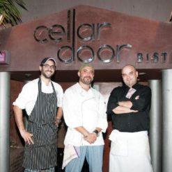 ترابيزة الشيف Chef's Table 3 في سيلاردور بيسترو