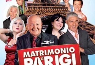 """عرض فيلم """"Matrimonio a Parigi"""" في المركز الثقافي الإيطالي"""