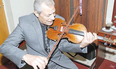 عبده داغر في قصر الأمير بشتاك