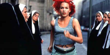 عرض فيلم Run Lola Run في ذا ديستركت