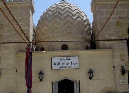مسجد سيدي عمر بن الفارض: سلطان العاشقين سحرنا ورجعنا لزمن العشق الإلهي
