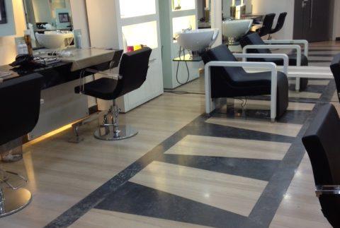 Pace e Luce: Modern Salon Heliopolis