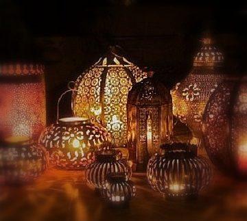 Sirocco: Eclectic Lighting Shop in Zamalek