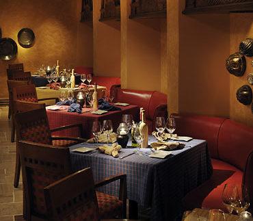 Ristorante Tuscany: Secluded Italian Dining at the Marriott in Zamalek