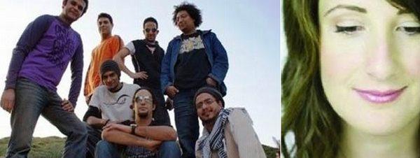 حفل جاز لفرقة إفتكاسات مع الفنانة الأردنية مكادي نحاس في ساقية الصاوي