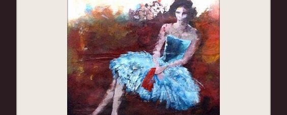 قصة حلم مي النوري في قاعة بيكاسو للفنون