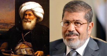 محمد علي إلى محمد مرسي في بيت السناري
