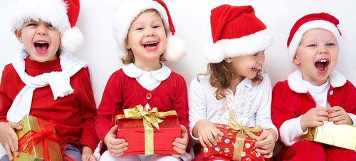يوم الكريسماس للأطفال في أكوا إي لوثي