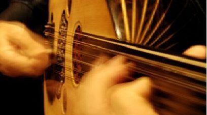 حفل موسيقى عربية في ساقية الصاوي