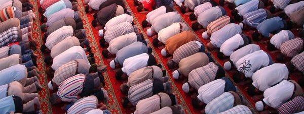 الصلاة وأحوال المسلمين في ساقية الصاوي