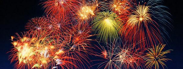 احتفال رأس السنة على مركب سوليتير