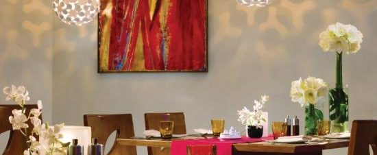 عشاء تايلندي في رأس السنة بفيرمونت هليوبوليس