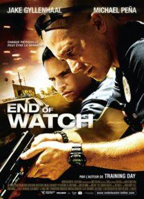 نهاية نوبة المراقبة – End of Watch