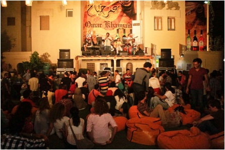 Omar Khayyam Culture Festival Showcases Traditional & Contemporary Egyptian Culture