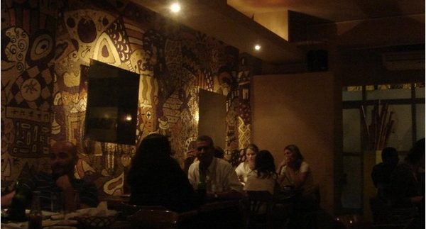 L'Aubergine: Laidback Dinner & Drinks in Zamalek